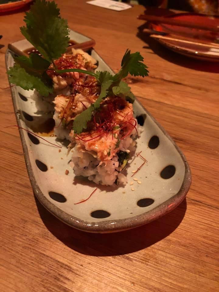 NYC Spicy Tuna Rolls at omgloh.com