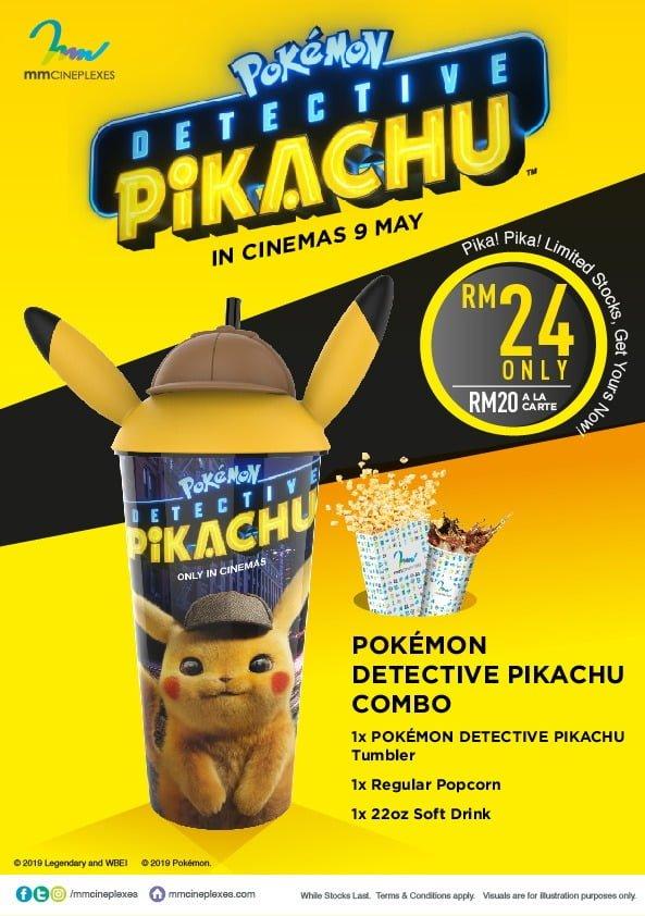 Pikachu Combo A4 at omgloh.com