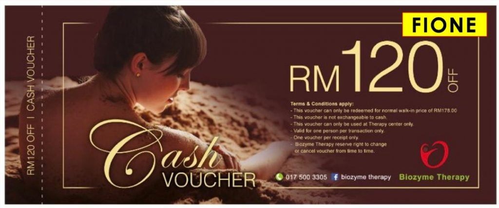 Bio voucher at omgloh.com