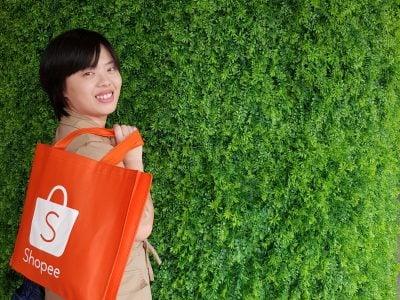 Shopee ambassador