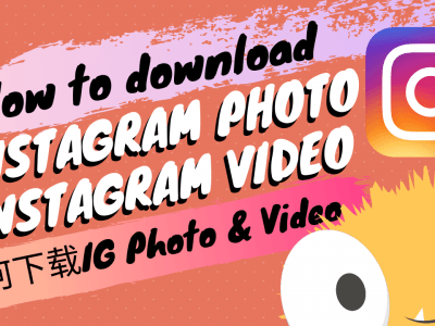 how to download instagram photo video 87man