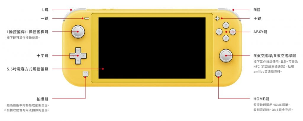 nintendo switch lite 4 3 at omgloh.com