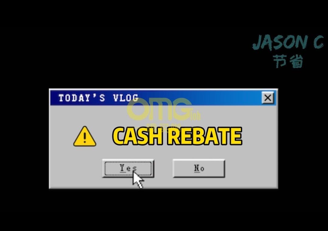 Cash Rebate at omgloh.com