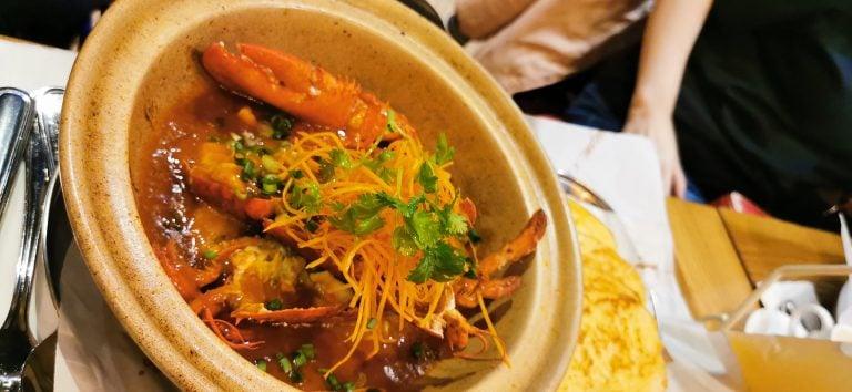 龙虾大餐初体验!!!一生人一定要尝试一次的龙虾大餐,就在云顶高原!