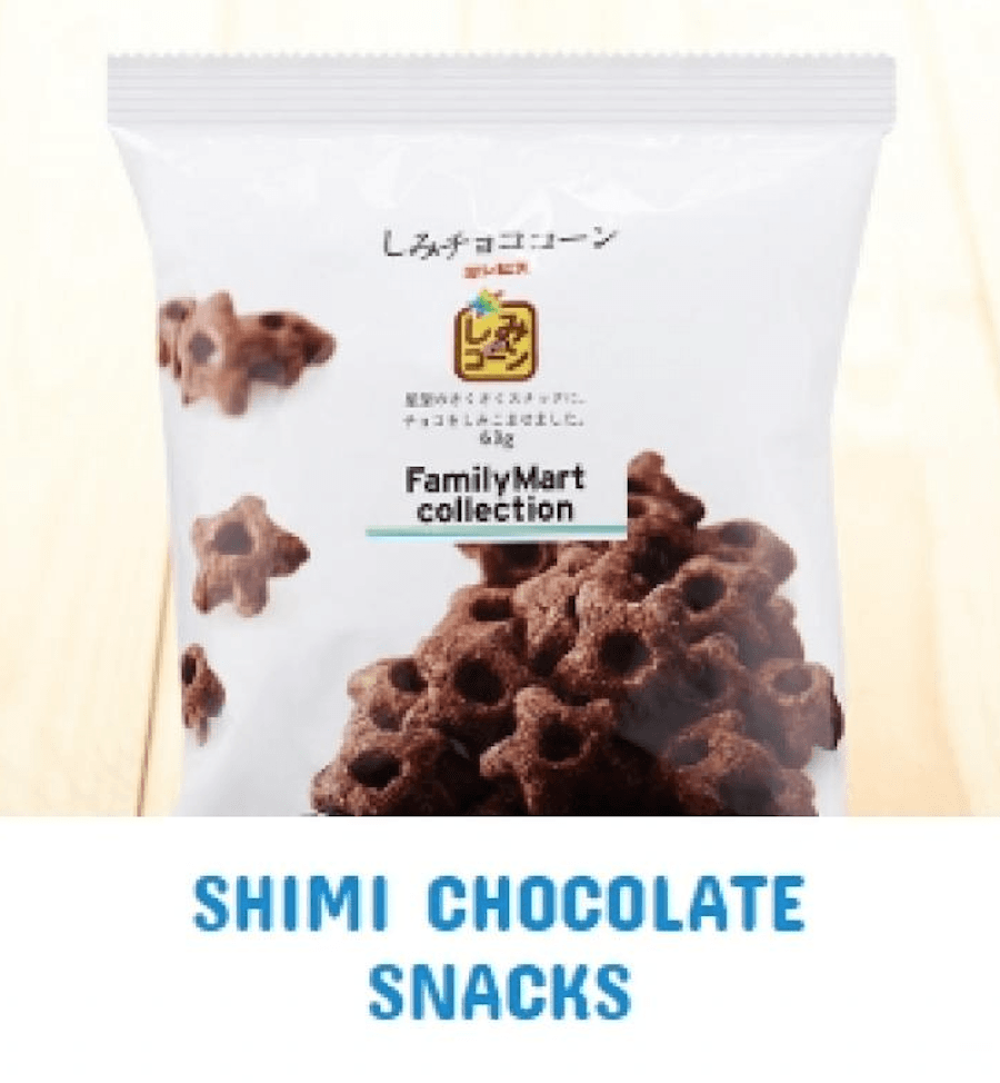 Shimi Chocolate Snacks 星星巧克力Cereal at omgloh.com