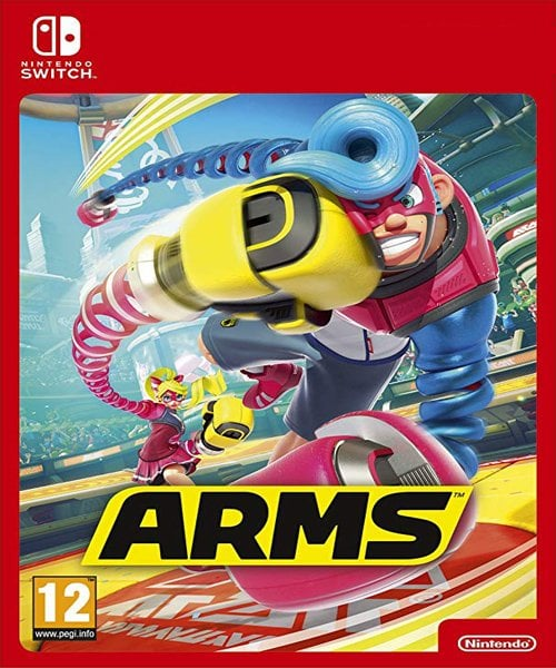 arms nintendo switch at omgloh.com