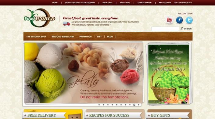 food world at omgloh.com